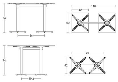 hpl-rectangular-pluma